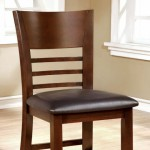 Hillsview I Cherry Brown Chair CM3916PC-2PK